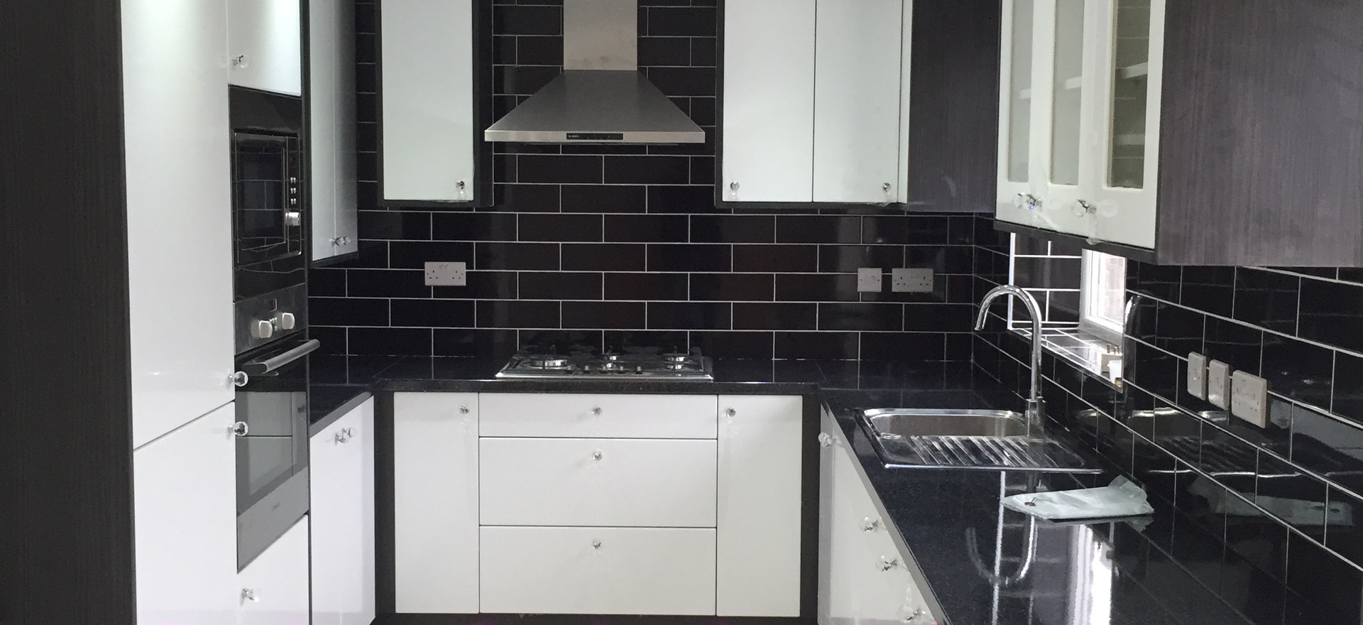 Fitted Small Kitchen