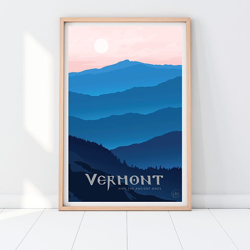 Vermont, Hike The Ancient Ones