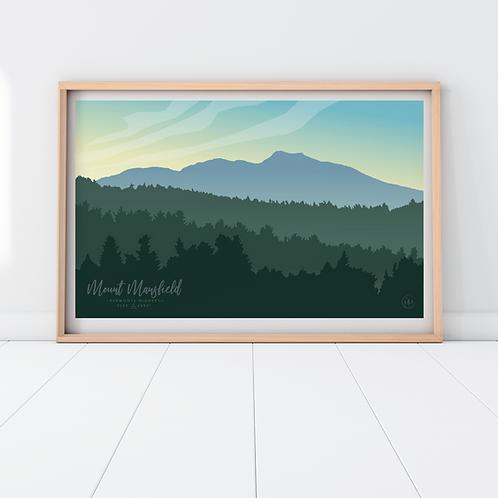 Mt. Mansfield No.2