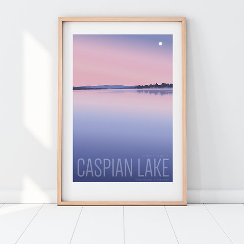 Caspian Lake