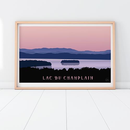 Lac Du Champlain