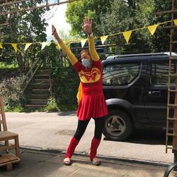 Super Woman!!!!