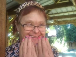 Do you like my Mac Millan nails?