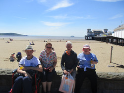 We do love to be beside the seaside