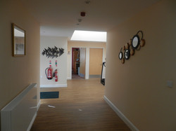 Contemporary accommodation.
