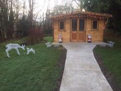 Our Rainbow Hut
