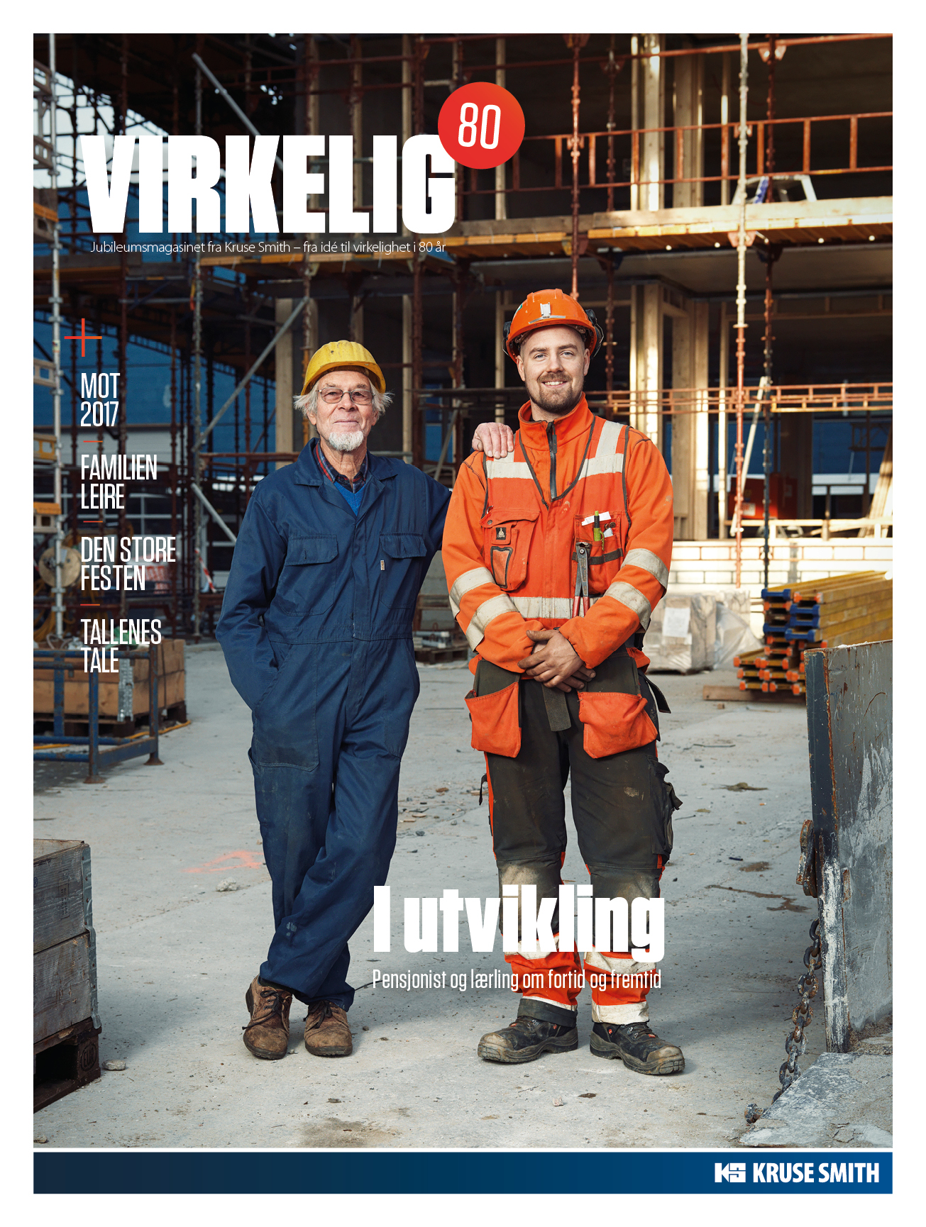 VIRKELIG 80 | Lyche Design | Magasin