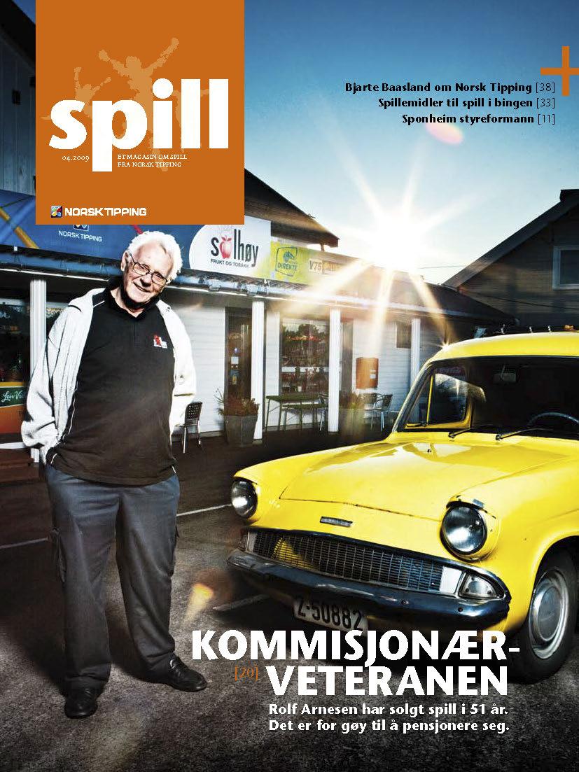 Spill | Irene Buxrud Lyche