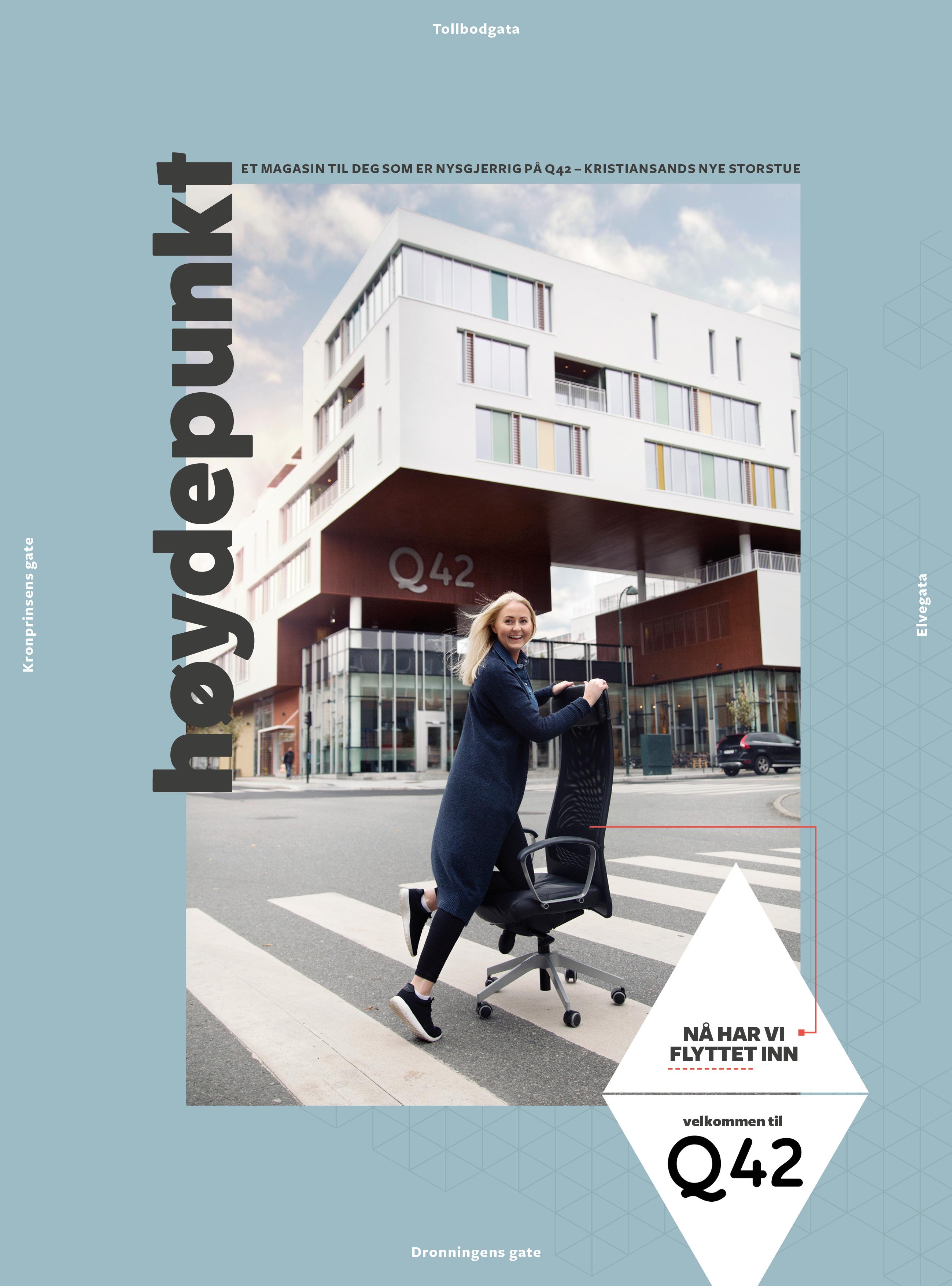 HØYDEPUNKT | Lyche Design | Q42