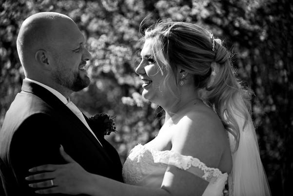 Fotoshoot- bruiloft vakantiepark eigenwi