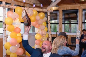 Feest - bruiloft vakantiepark eigenwijze