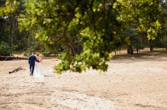 fotoreportage zandverstuiving