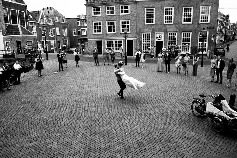 Trouwen in Dordrecht | stadhuisplein
