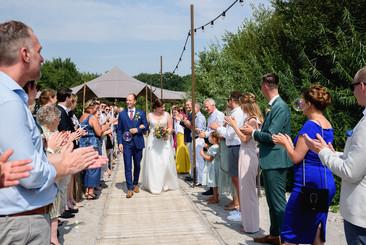 trouwen bij het houtse meer