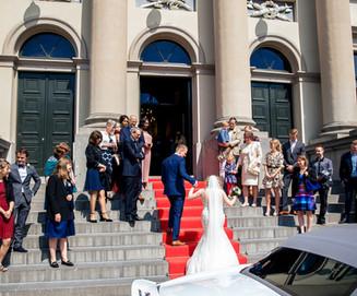 trouwfoto's in dordrecht - ceremonie sta