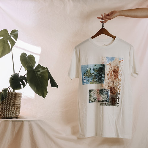 Monet Collage Tee