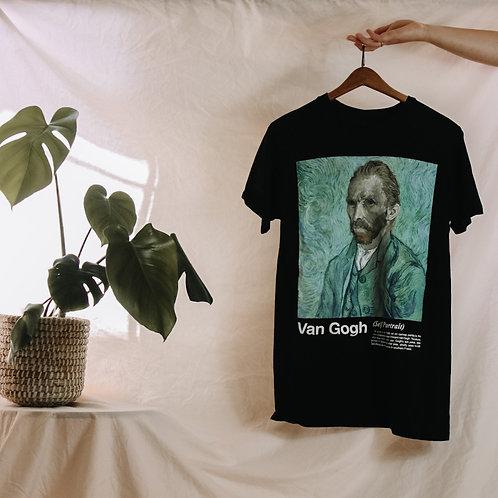 Van Gogh Self Portrait Tee