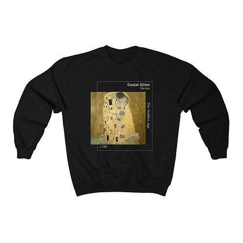 Klimt The Kiss Sweatshirt