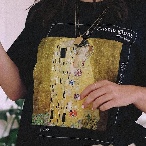 Klimt The Kiss Tee