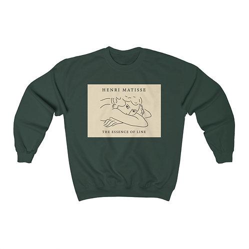 "Matisse ""The Essence of Line"" Sweatshirt"