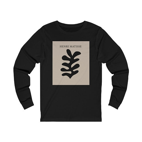 Matisse Paper Cutouts Long Sleeve Tee