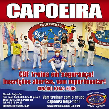 CartazCapoeiraGinásioCBF2Covid-Criancas