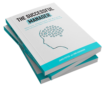 The Successful Manager book in paperback