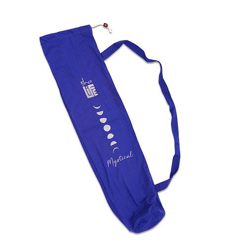 Mystical Yoga Mat Cover - Blue