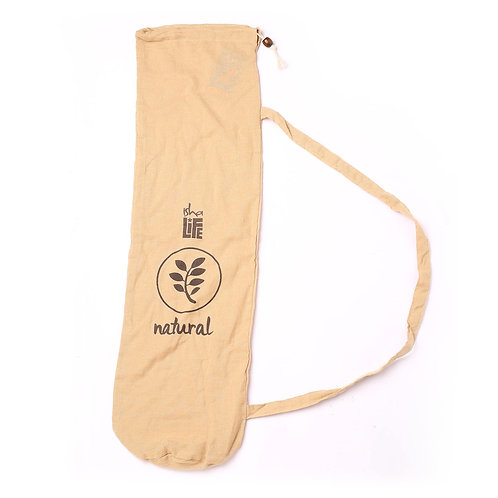 Natural Yoga Mat Cloth Cover