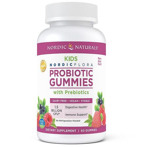 Kids Nordic Flora Probiotic Gummies