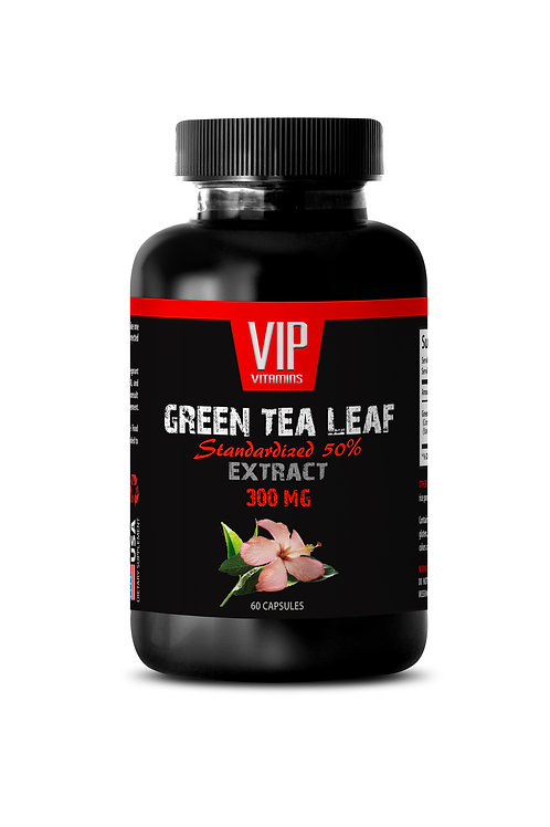 GREEN TEA LEAF EXTRACT - POWERFUL ANTIOXIDANT