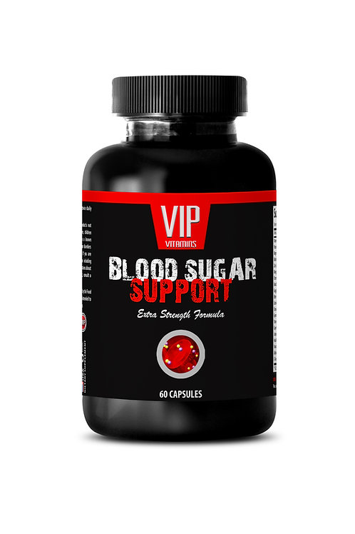 BLOOD SUGAR SUPPORT - NATURAL FORMULA