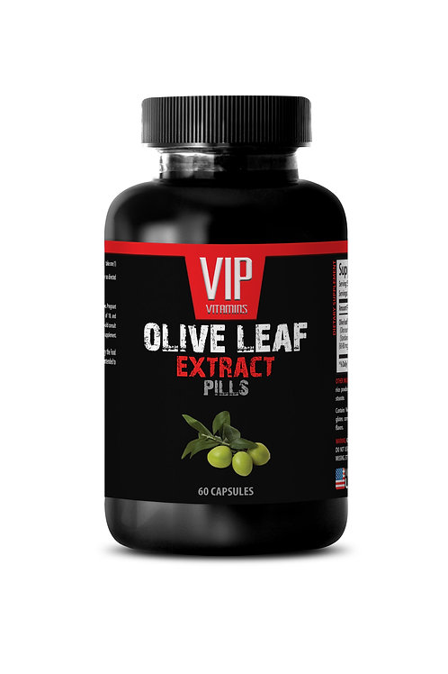 OLIVE LEAF EXTRACT - PREMIUM QUALITY SUPPLEMENT
