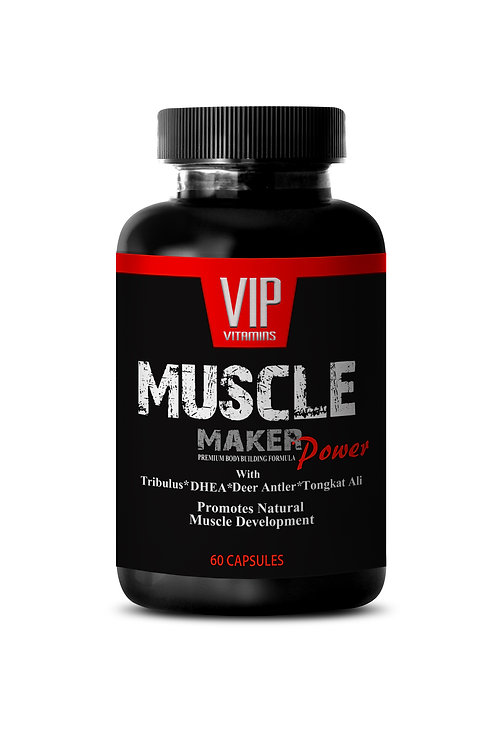MUSCLE MAKER POWER - POTENT MUSCLE BUILDING