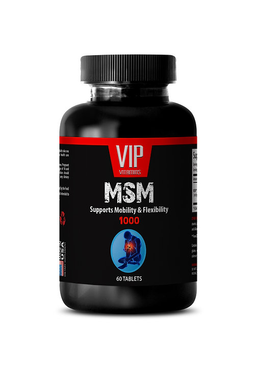 MSM PILLS - JOINT SUPPORT PILLS