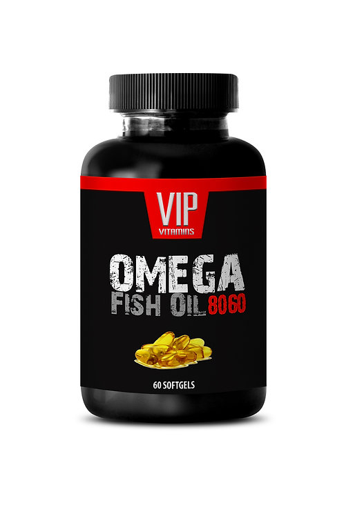 OMEGA 8060 - FISH OIL
