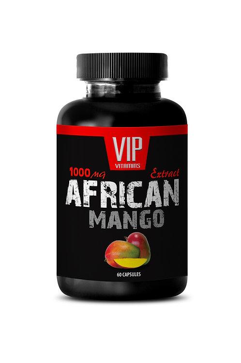AFRICAN MANGO EXTRACT - NATURAL FAT BURNER