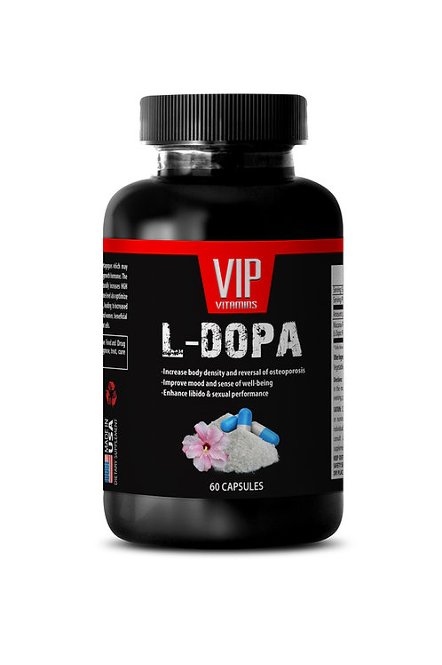 L-DOPA EXTRACT - MOOD SUPPORT SUPPLEMENT