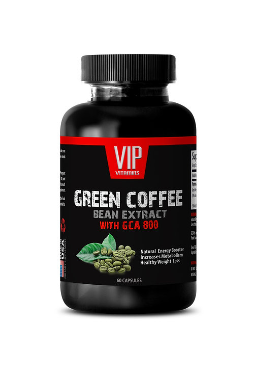 GREEN COFFEE BEAN EXTRACT CLEANSE - TOP FAT BURNER