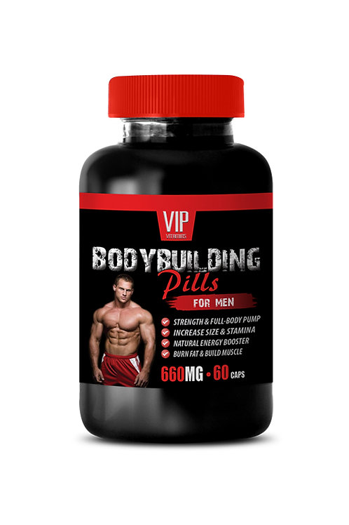 BODYBUILDING PILLS FOR MEN