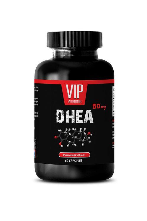 DHEA 50MG - NATURAL HORMONE BALANCE SUPPLEMENT