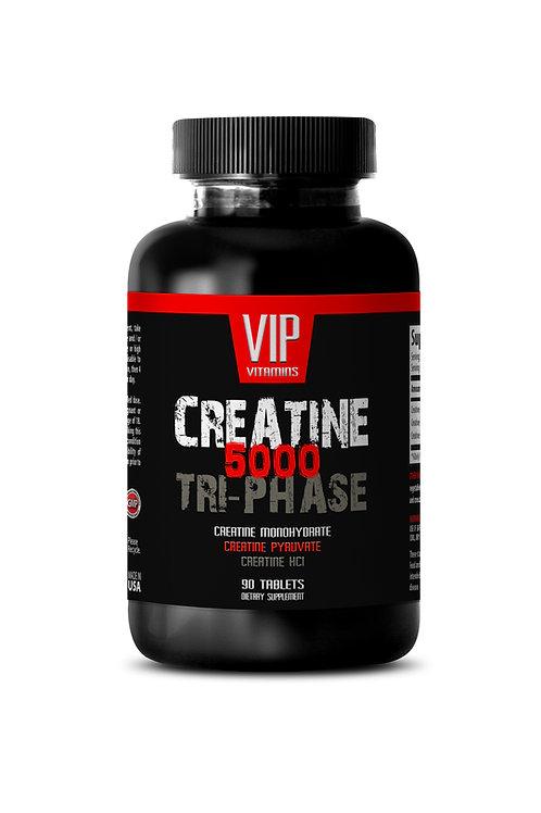 CREATINE TRI-PHASE 5000MG - TOP CREATINE BLEND