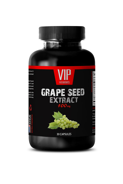 GRAPE SEED EXTRACT - THE MOST POWERFUL ANTIOXIDANT