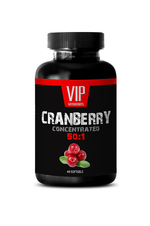 CRANBERRY CONCENTRATED 50:1 - PURE EXTRACT