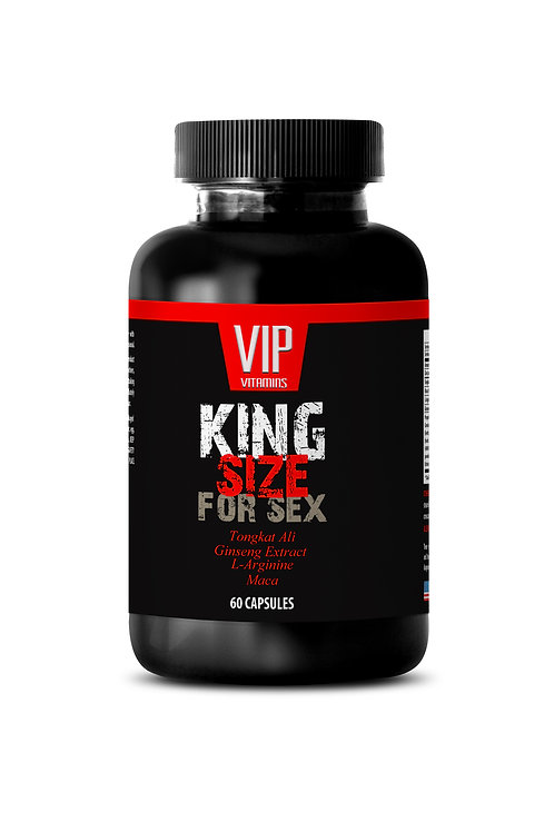 KING SIZE FOR SEX PILLS - MALE ENHANCEMENT