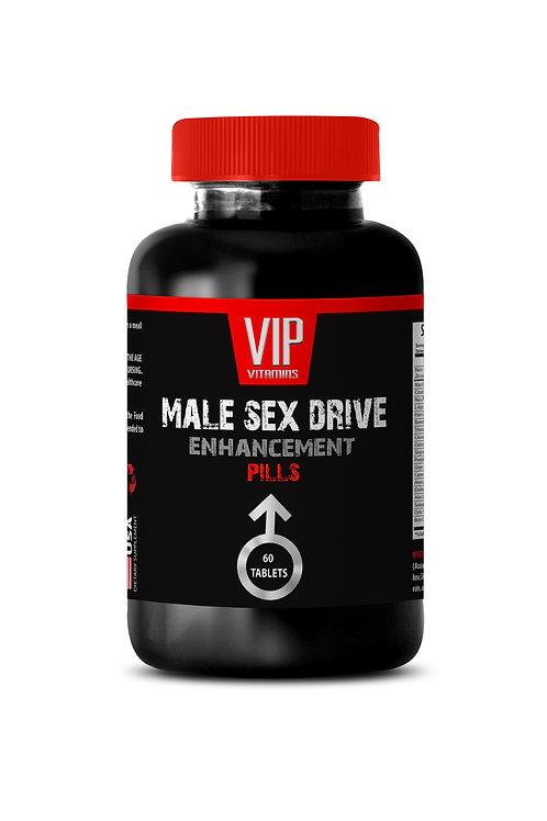 MALE SEX DRIVE PILLS - TESTOSTERONE BOOSTER PILLS