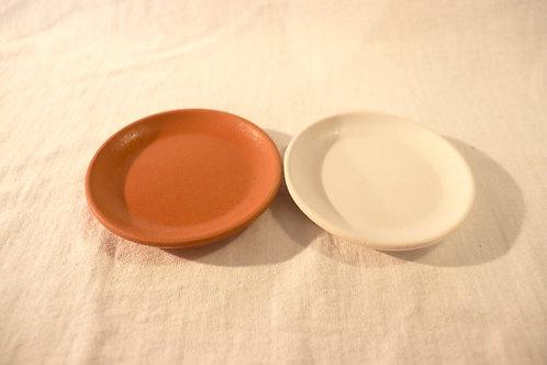 キャンドルホルダー(陶器製)