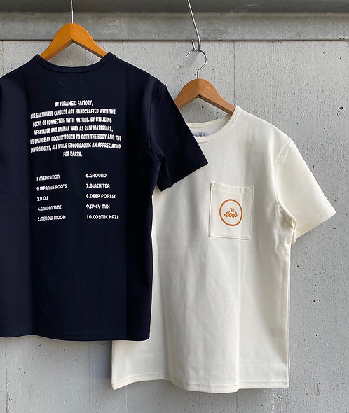 is good T-shirt                                  【in the ROOTS×YURAMEKI FACTORY】