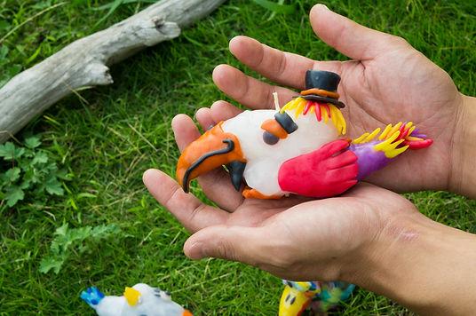 キャンドルワークショップ 鳥 手作り 奈良 ハンドメイド