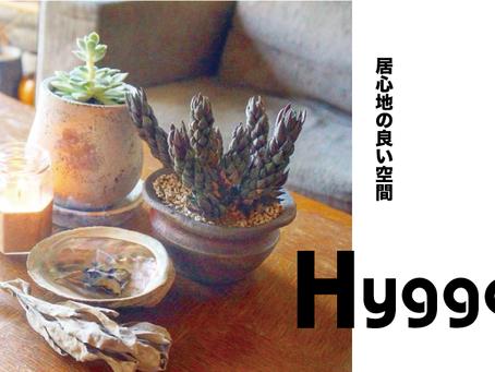 居心地の良い空間Hygge